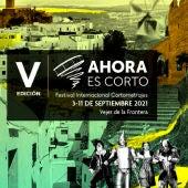 Cartel del festival 'Ahora en Corto' de Vejer
