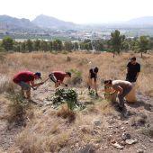 I Programa de Voluntariado Ambiental para la Prevención de Incendios Forestales en Orihuela