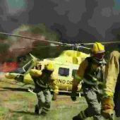 Asturias recibirá 240.000 euros por el incendio de Ibias