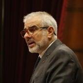 Carlos Carrizosa, en una intervenció al Parlament