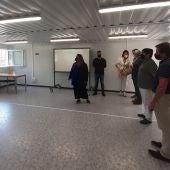 Unos 180 estudiantes del IES La Corredoria serán atendidos en módulos temporales