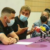 Rueda de prensa de Podemos Asturias