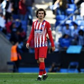 Imagen de archivo de Antoine Griezmann en el Atlético de Madrid