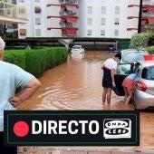 Últimas noticias del temporal DANA: inundaciones en Toledo, Tarragona, Valencia, Madrid, Castilla - La Mancha, Aragón y última hora de hoy, en directo