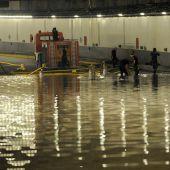 El temporal DANA en Madrid deja inundaciones que provocan cortes en Metro, Cercanías y carreteras cortadas en hora punta