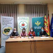 Presentación Acompañando-T Sierra Albarracín
