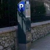Finaliza el periodo de verano en el estacionamiento en zona azul de Llanes