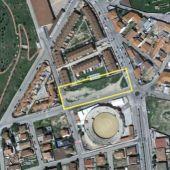 Parcela cedida por el Ayuntamiento de Torres de la Alameda para la construcción de un nuevo centro de salud