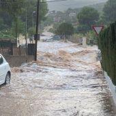 El pleno de Benicàssim aprueba solicitar la declaración de zona catastrófica