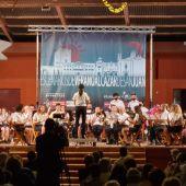 La programación de Escenarios de Verano finaliza con el Festival de Bandas
