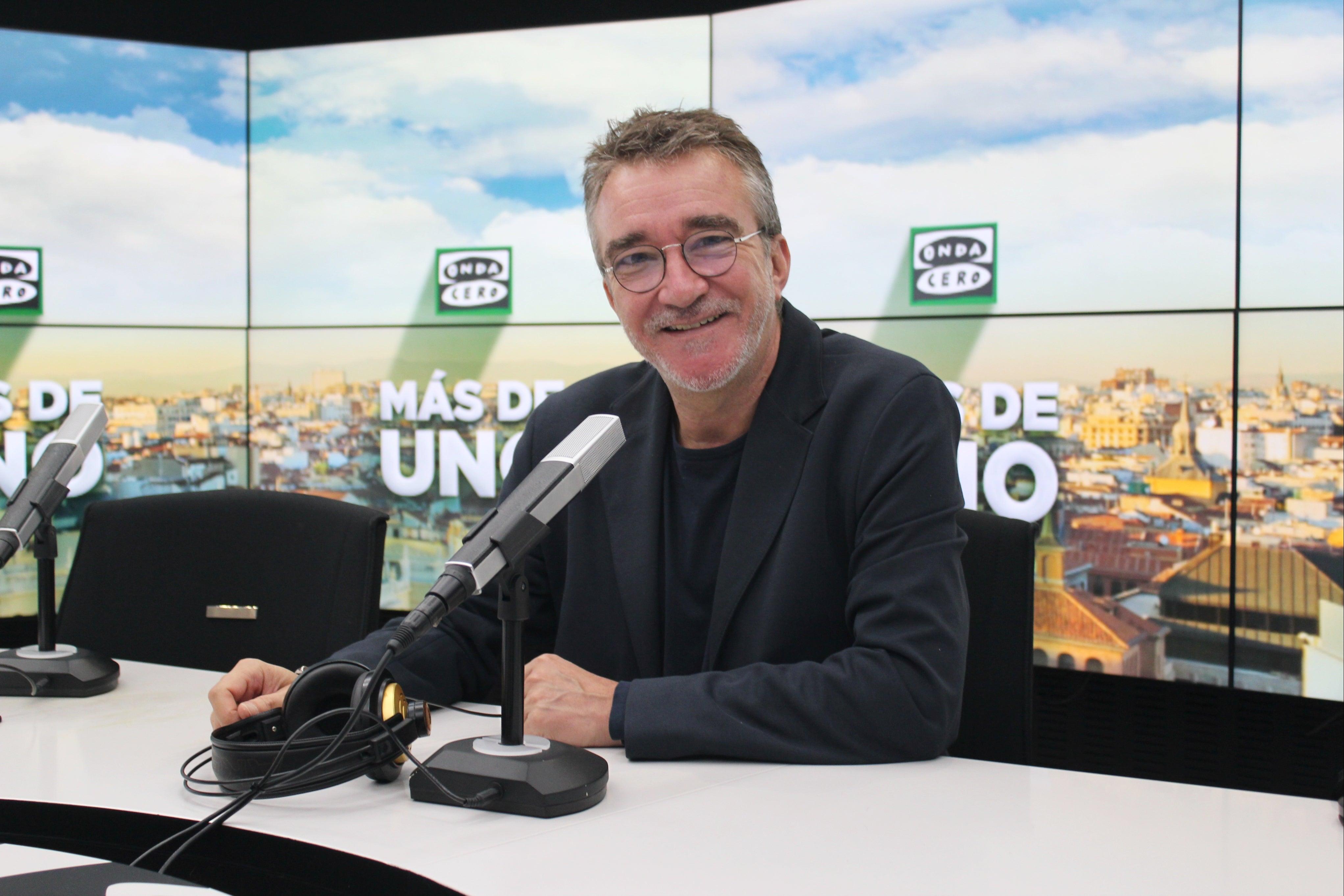 """Javier Ruiz Taboada: """"Hay quien escucha como quien oye nevar y quien prefiere escuchar lo que no se ha dicho"""""""
