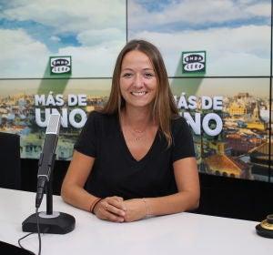 Alicia Heras, productora y redactora de 'Más de uno'