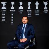 Anil Murthy presidente del Valencia CF
