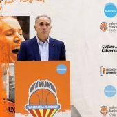 Dimite el director general de Valencia Basket