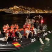 El niño de diez años herido en el accidente del ferry de Ibiza recibe el alta de la UCI