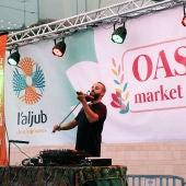 El 'Oasis Market Fest' seguirá en L'Aljub hasta el 11 de septiembre.
