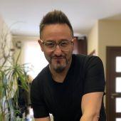 Carlos Buendía Sancha, peluquero