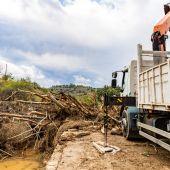 Destrozos en Toledo debido a las fuertes lluvias registradas