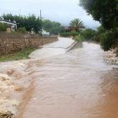 Els experts vinculen les inundacions com les d'Alcanar amb el canvi climàtic