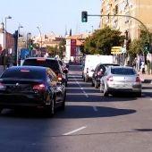 Tráfico en Alcalá de Henares