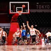 España - EEUU en las semifinales de los Juegos Paralímpicos de Tokio 2020