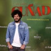 El actor Xosé Touriñán