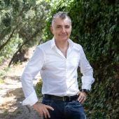 El escritor Manuel Vilas