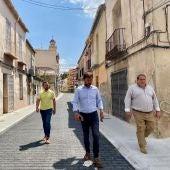 Finaliza la remodelación de Santiago y Capuchinos con una inversión de 565.000 euros