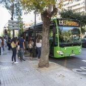 Hoy entra en vigor la modificación del recorrido de la línea 3 (Nuevo Cáceres – Hospital Universitario)