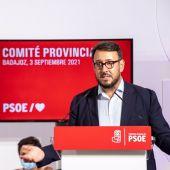El Congreso Provincial del PSOE de Badajoz se celebrará los días 5 y 6 de noviembre