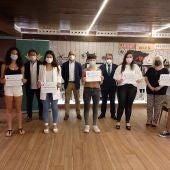 Cinco jóvenes becados por instituciones turolenses