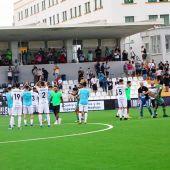 Debut de la AD Ceuta FC en Segunda División RFEF