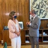 El presidente Lambán trasladó hace unos días la propuesta a la ministra Ribera
