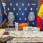 Desarticulada una banda de venta de cocaína que operaba desde Oviedo