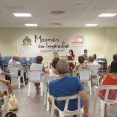 Bienestar Social afronta el inicio del curso junto a las asociaciones de mayores