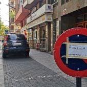 La Avenida Julio Carrilero permanecerá cortada desde hoy hasta el 19 de septiembre