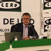 Carlos Alsina desde Mérida
