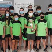 El juvenil de Nuestro Ajedrez en Europa, Subcampeón de Castilla-La Mancha