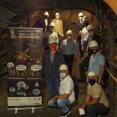 La minería protagoniza el concurso de tapas de jamón que comienza el jueves
