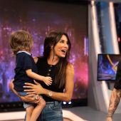 Pilar Rubio se sincera en 'El Hormiguero' y cuenta los motivos que le han impedido mudarse a París con sus hijos