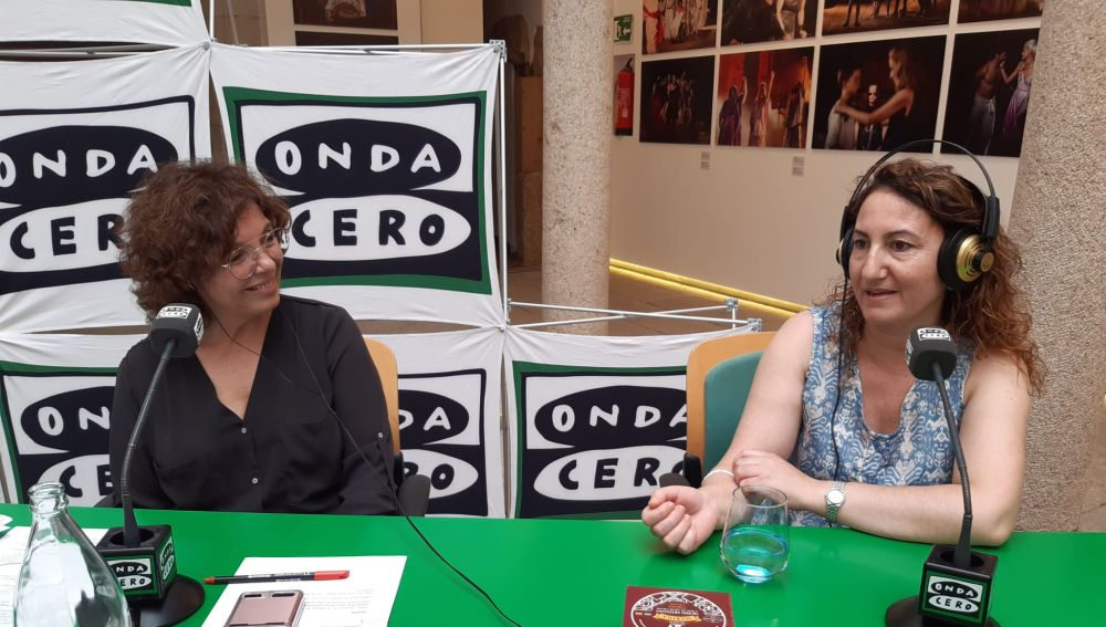 Marina Hernández, quesera artesana
