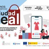 """Cartel anunciador de los """"Bonos del Comercio"""""""