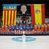 Valencia Basket se presentó ante su afición