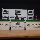Olga Novo en Onda Cero
