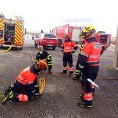 La DPT completa el servicio de bomberos con 21 nuevos efectivos