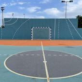 Reparación integral de la pista exterior de la ciudad deportiva denominada