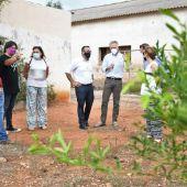Vila-real convertirá su estación experimental en un centro de referencia autonómico para la investigación citrícola
