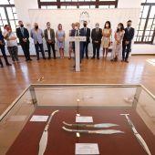 El alcalde de Albacete espera se pueda celebrar en 2022 el III Encuentro Mundial de Ciudades Cuchilleras