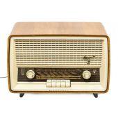 Recordamos parte de la historia de la radio. Imagen Pinterest