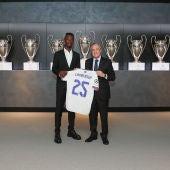 """Camavinga: """"Jugar en el Real Madrid es un sueño"""""""